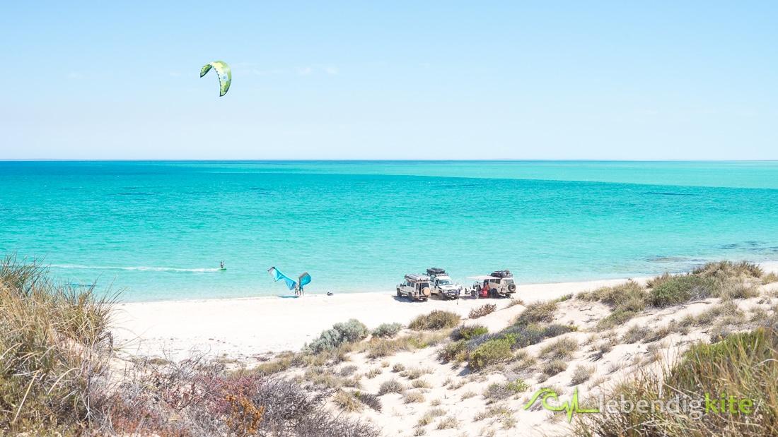 lebendigkite Kitereisen Australien
