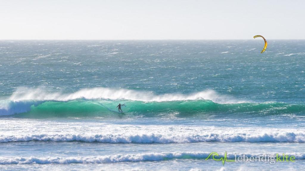 bester Wellenspot Australien Kitesurfen Gnaraloo Red Bluff